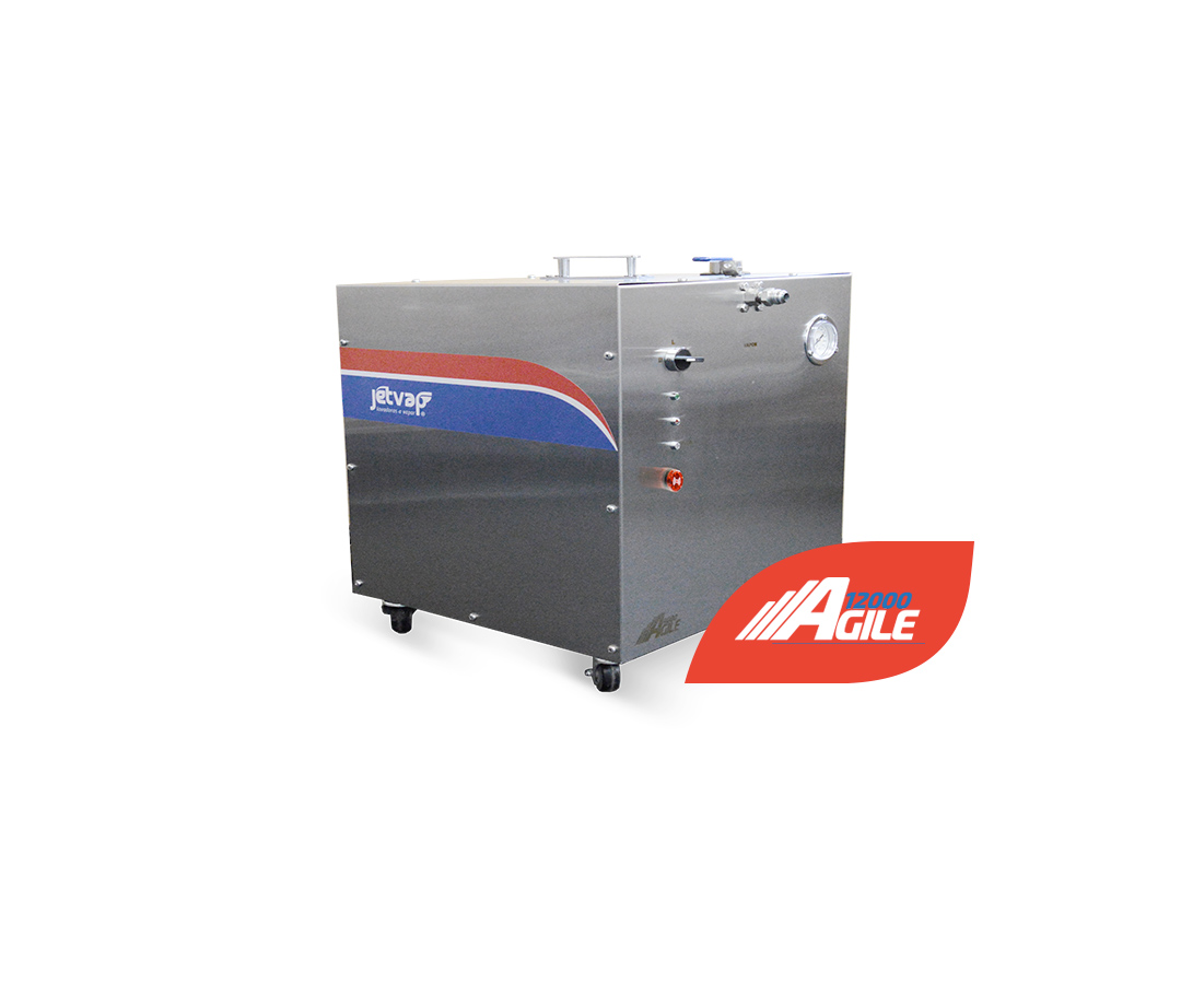 Jet Vap Ágile 12000 | Jet Vap - Lavadoras a Vapor