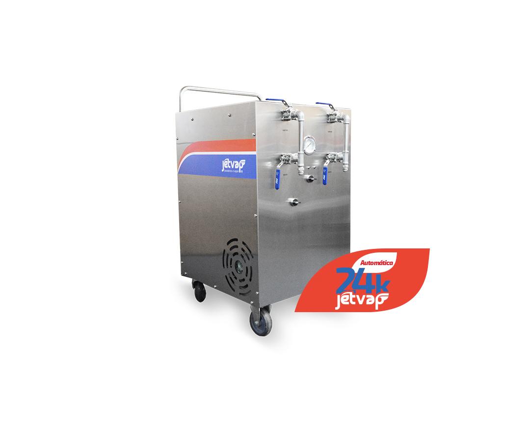 Lavadora a Vapor Jet Vap 24K Automática | Jet Vap - Lavadoras a Vapor