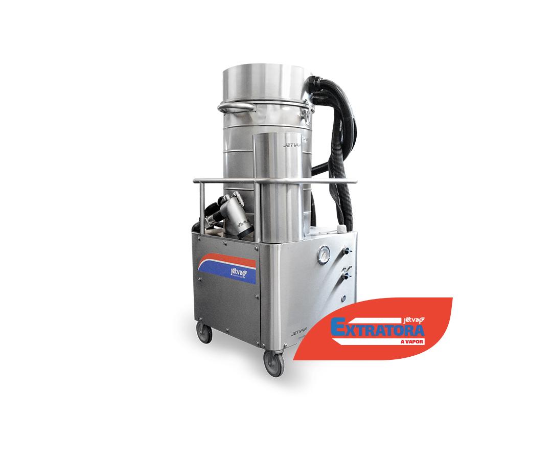 Jet Vap Steam Extractor | Jet Vap - Lavadoras a Vapor