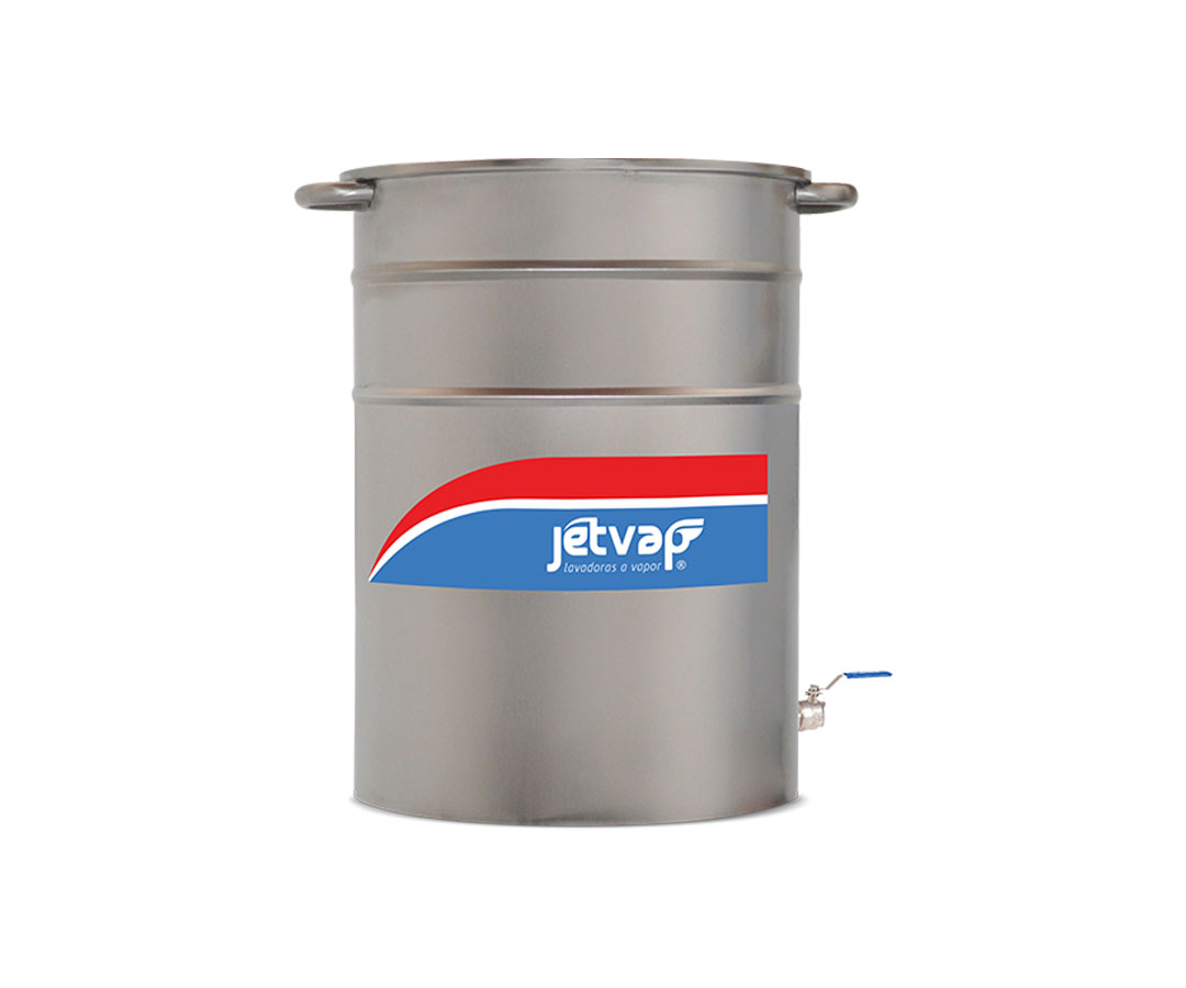Salt tank | Jet Vap - Lavadoras a Vapor