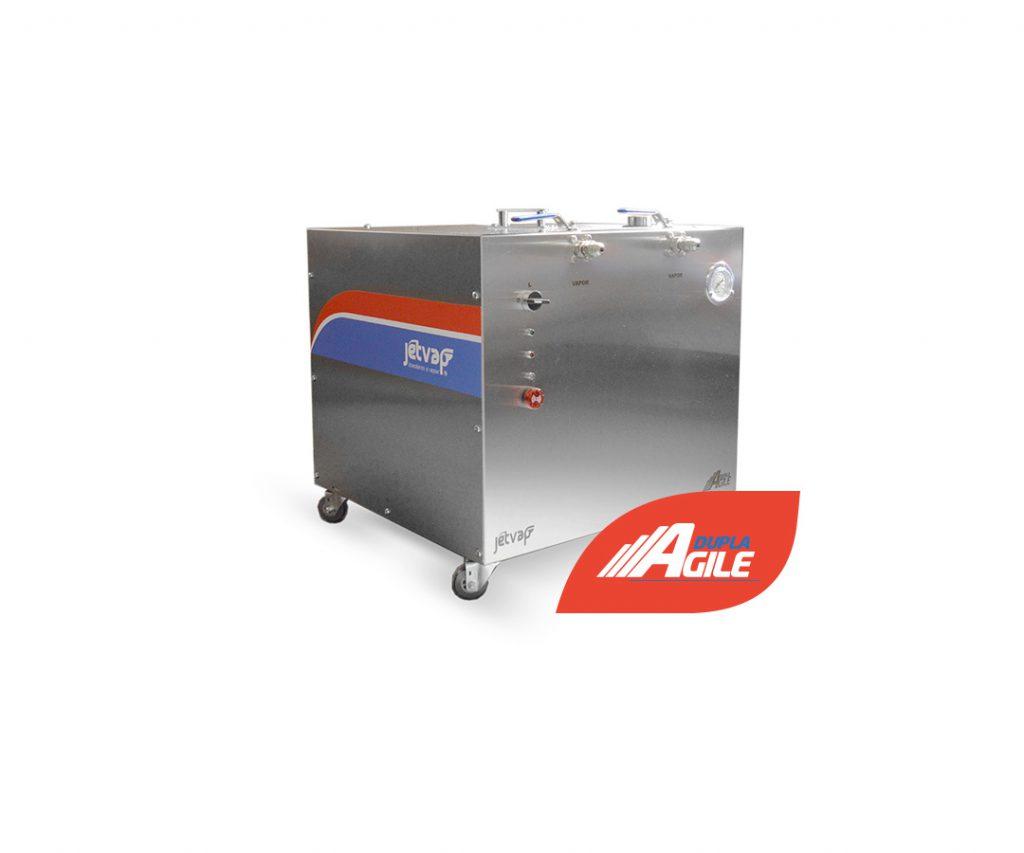 Lavadora a Vapor Jet Vap Ágile 12000 Dupla | Jet Vap - Lavadoras a Vapor
