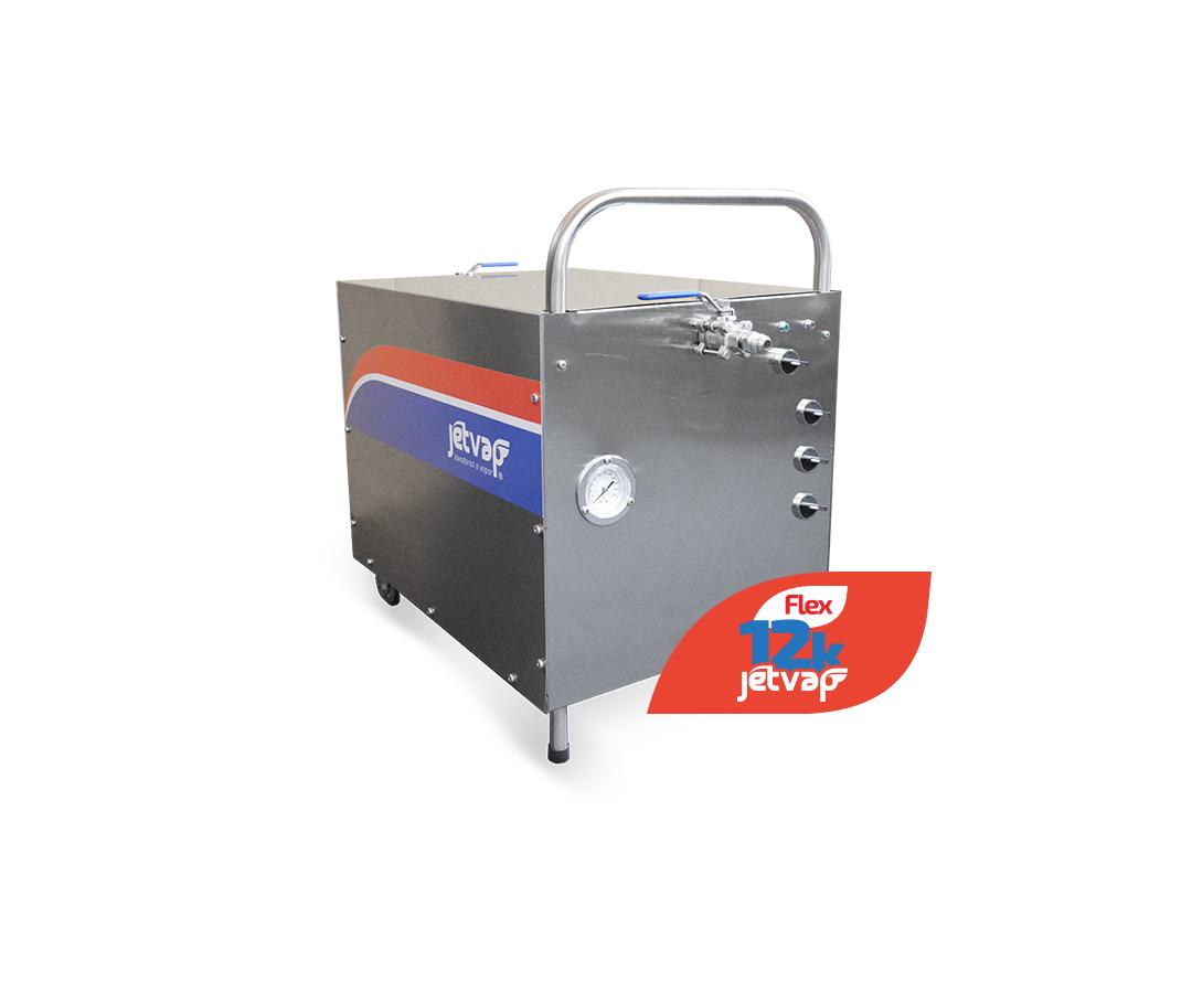 Lavadora a Vapor Jet Vap 12K Flex | Jet Vap - Lavadoras a Vapor