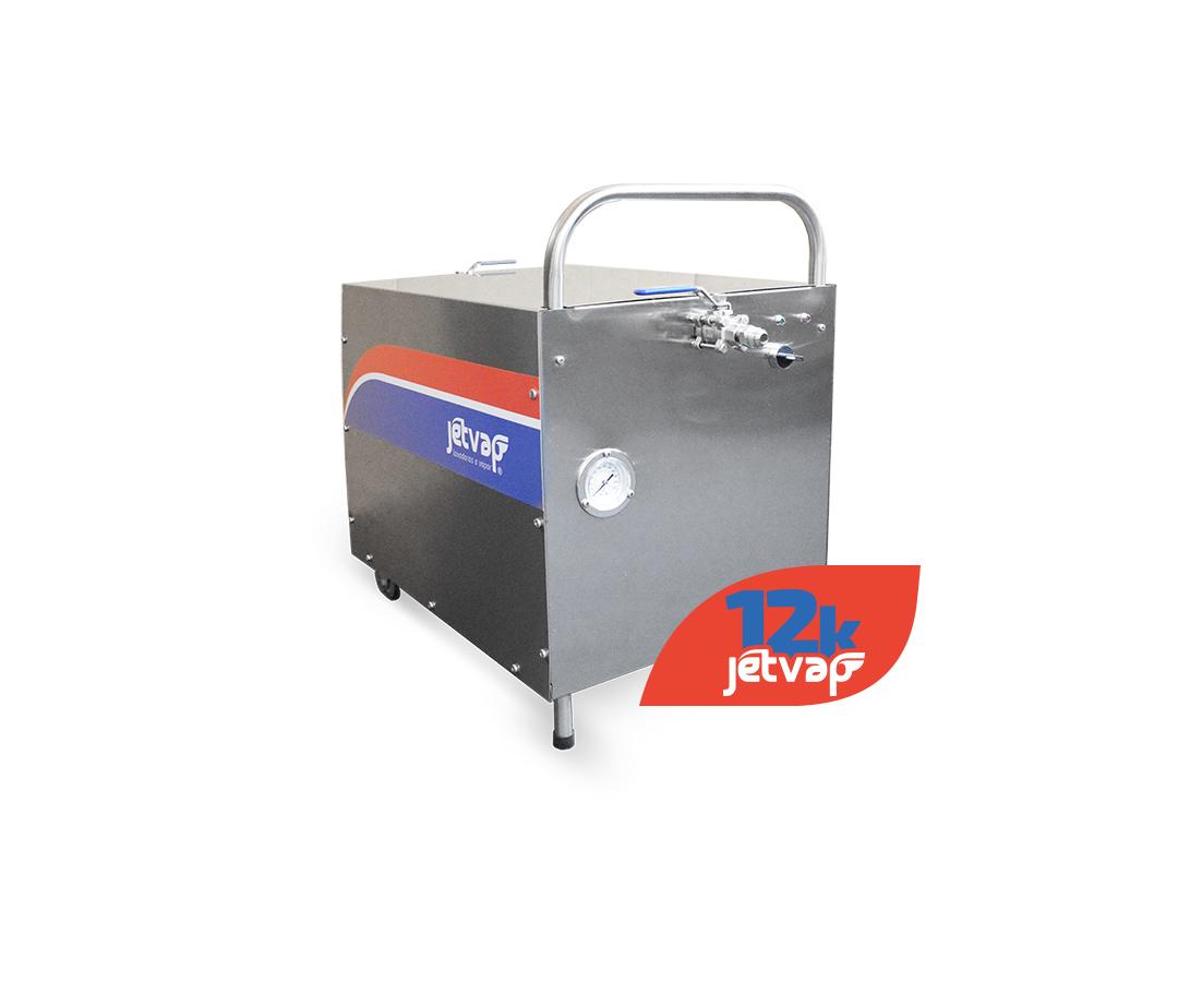 Lavadora a Vapor Jet Vap 12K | Jet Vap - Lavadoras a Vapor