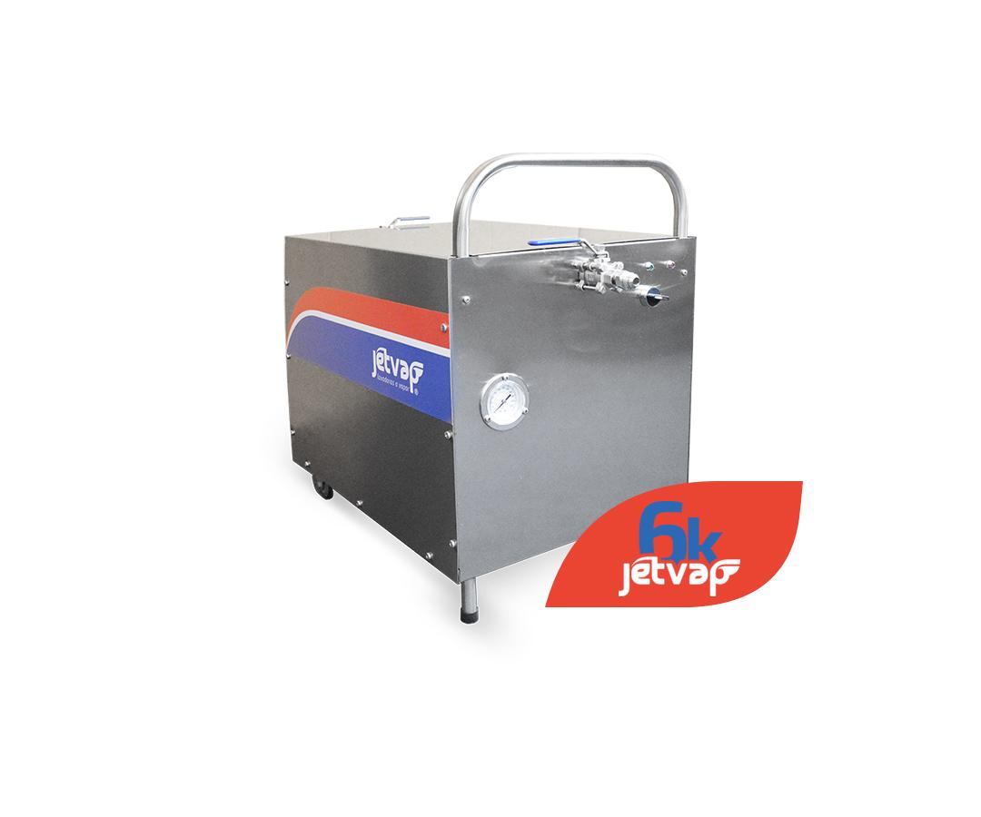 Lavadora a Vapor Jet Vap 6K | Jet Vap - Lavadoras a Vapor