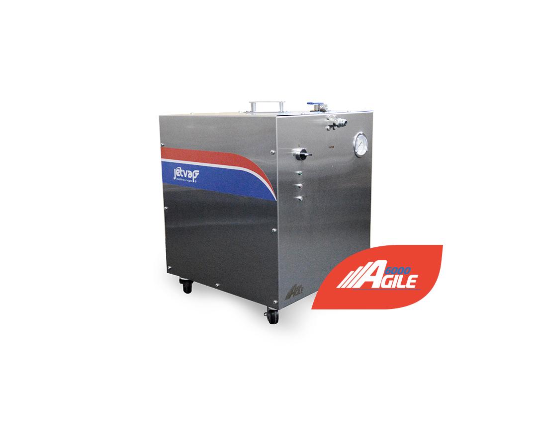 Lavadora a Vapor Jet Vap Ágile 6000 | Jet Vap - Lavadoras a Vapor