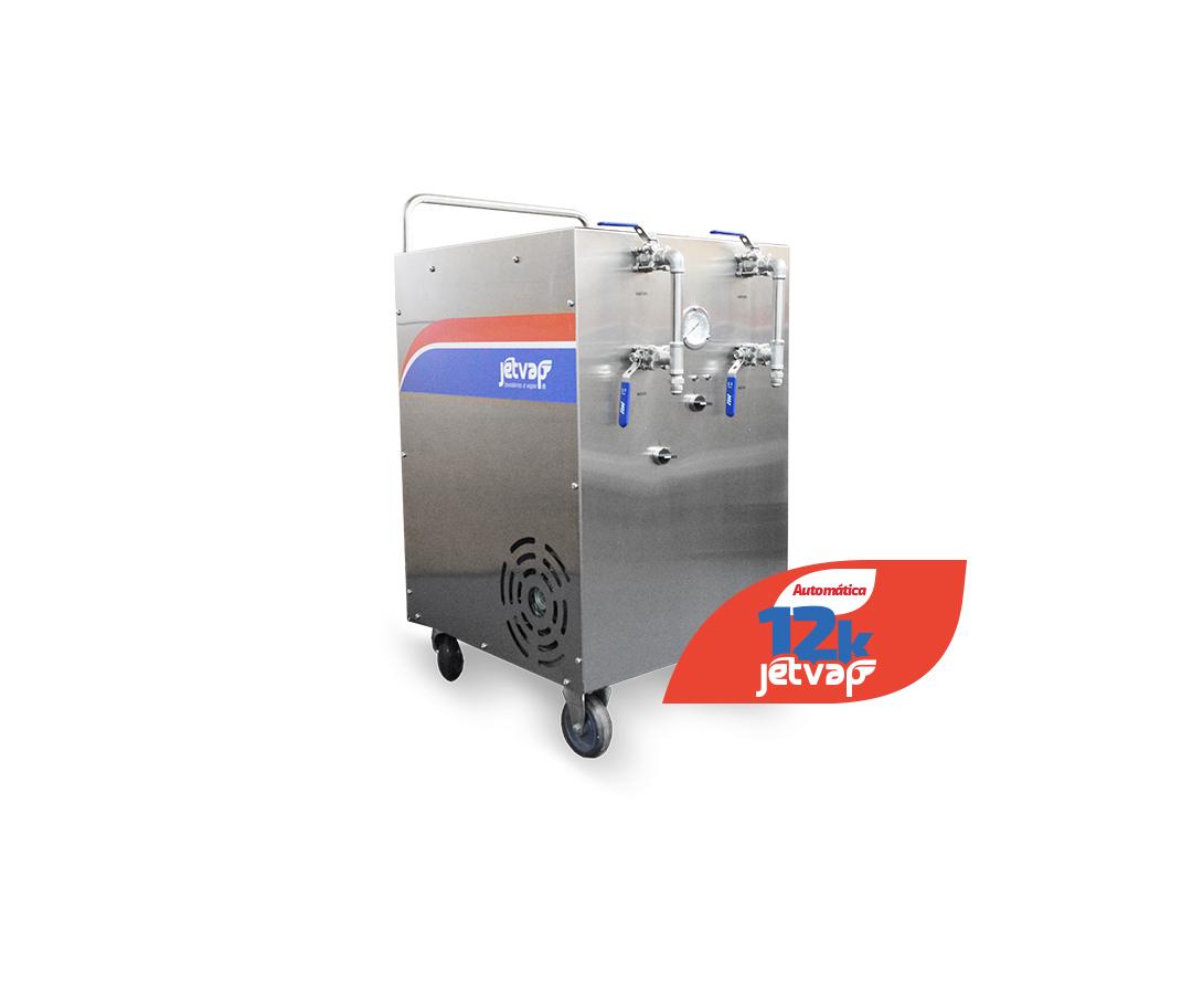 Jet Vap 12K Automática | Jet Vap - Lavadoras a Vapor