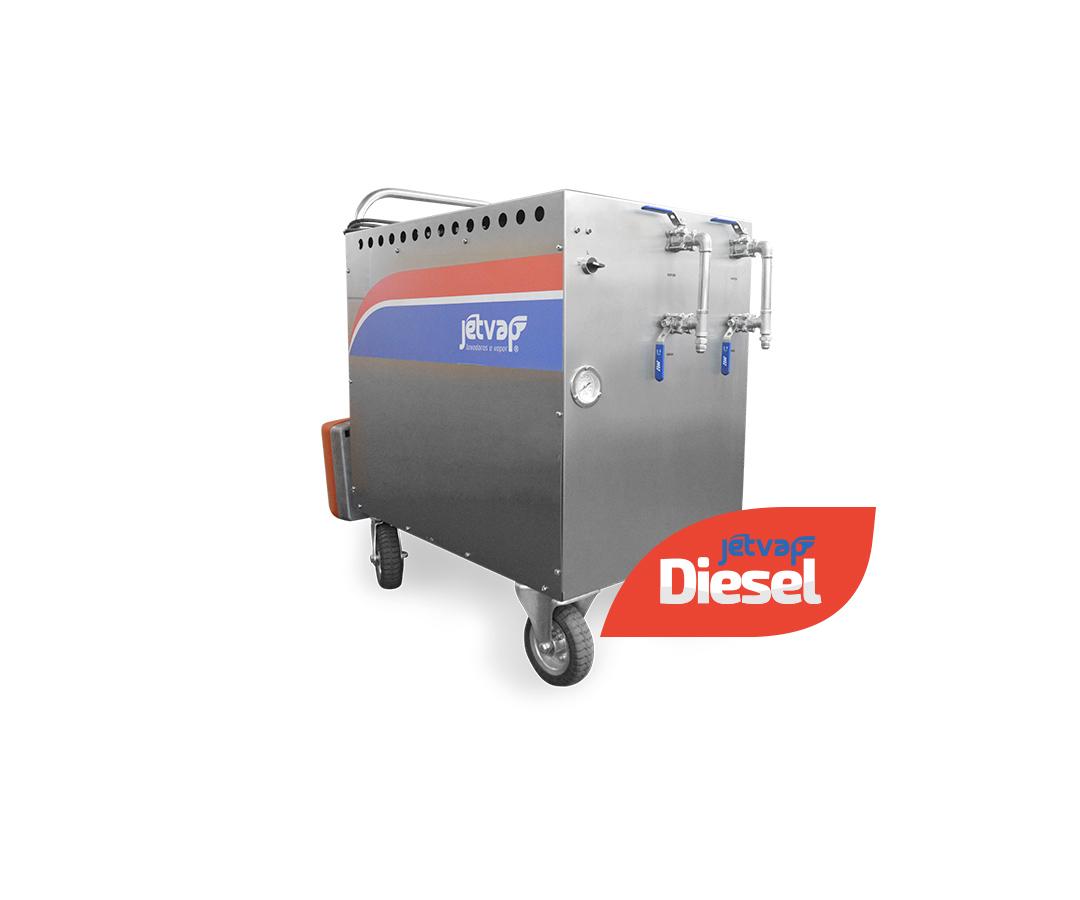 Jet Vap Diesel | Jet Vap - Lavadoras a Vapor