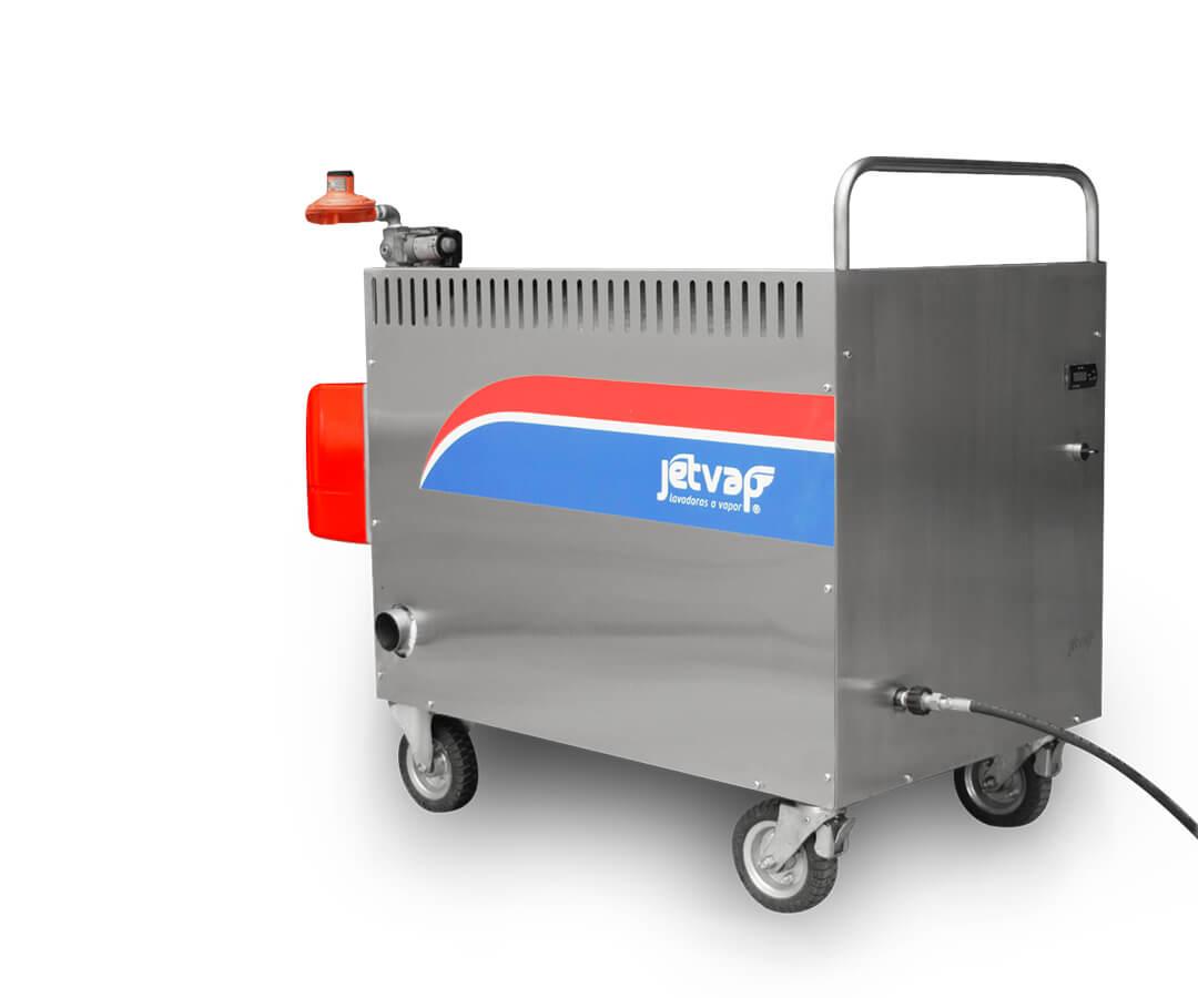 Lavadora de Alta Presión Jet Vap Hidroterma a Diesel | Jet Vap - Lavadoras a Vapor