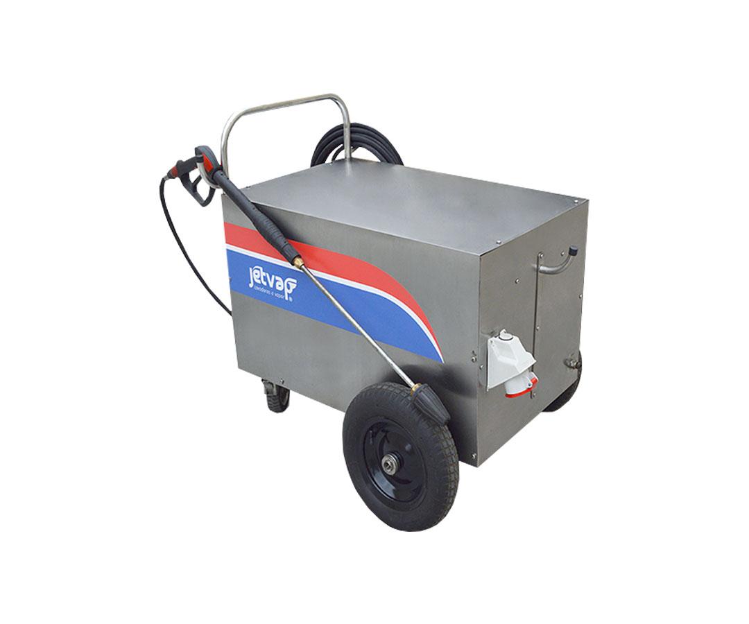 Lavadora de Alta Pressão Jet Vap Turbo 300 | Jet Vap - Lavadoras a Vapor