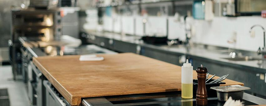 Steam Cleaning and Sanitization Machines in Restaurants. | Jet Vap - Lavadoras a Vapor