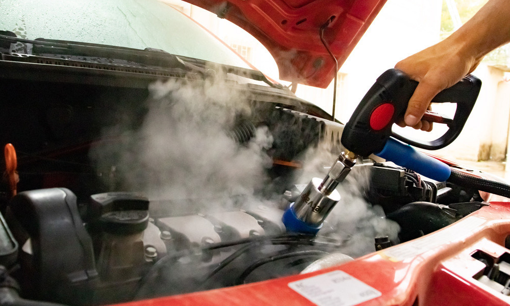 Lavagem convencional x Lavadoras a vapor: entenda a diferença. | Jet Vap