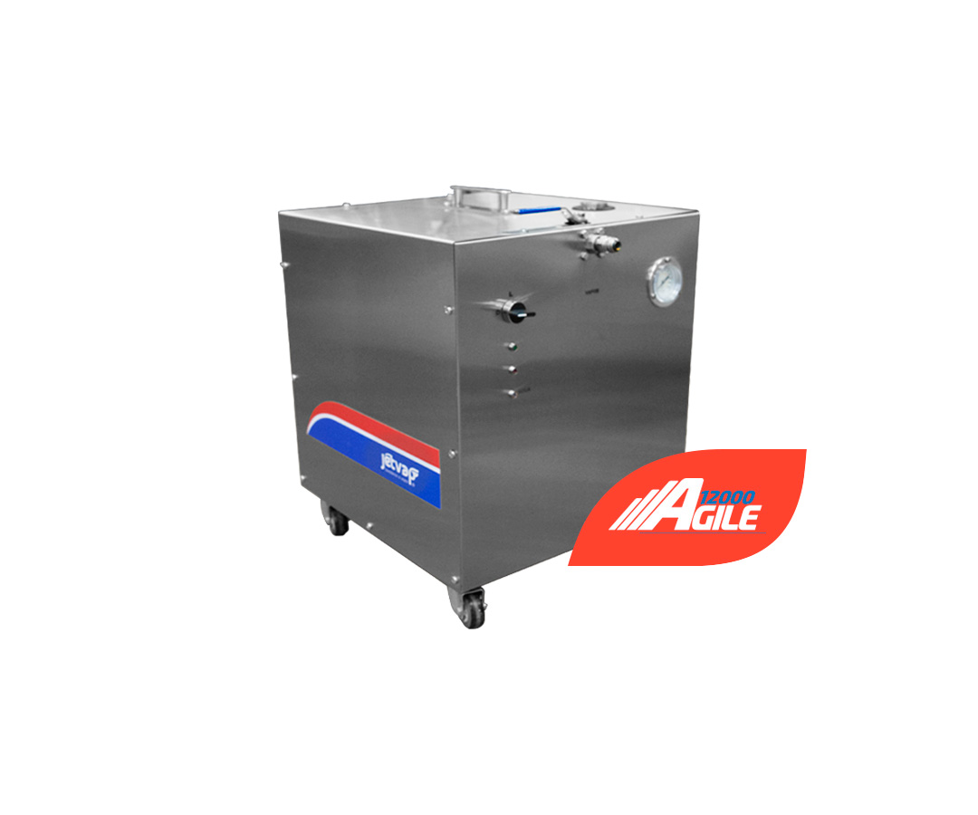 Lavadora a Vapor Jet Vap Ágile 12000 | Jet Vap - Lavadoras a Vapor