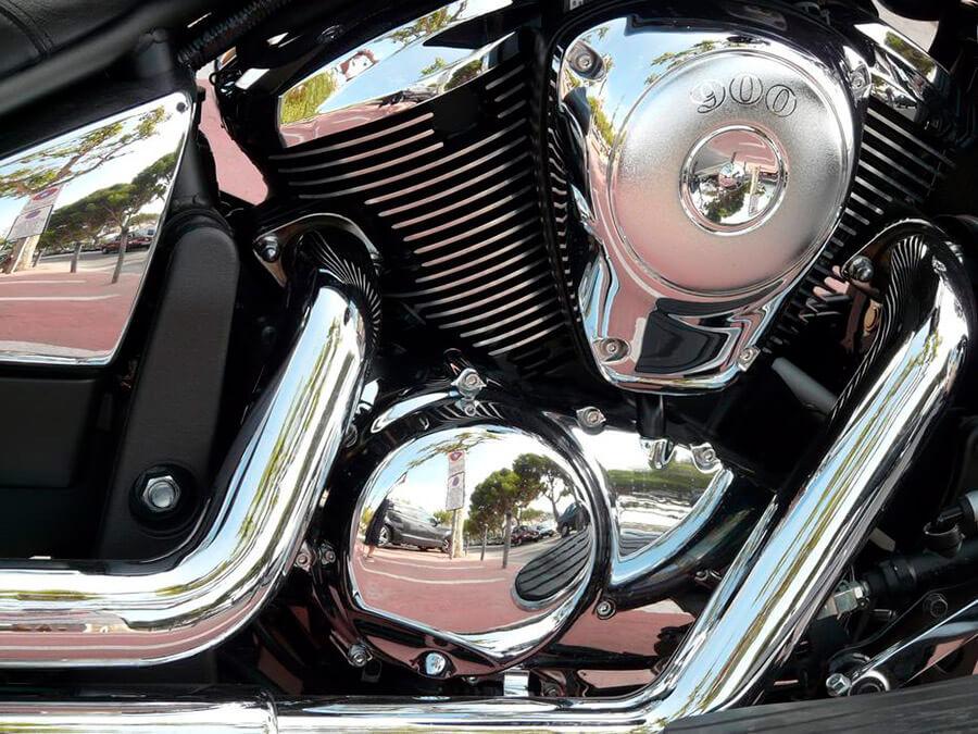 E detalhamento de motos, como fazer?   Jet Vap - Lavadoras a Vapor