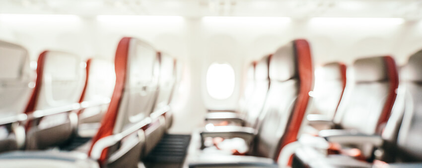 Steam Cleaning and Sanitization Machines in Aircraft. | Jet Vap - Lavadoras a Vapor