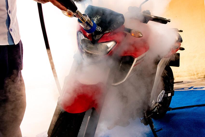 Escolha bem os equipamentos do seu lava car.   Jet Vap